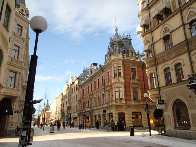 I Sundsvall har priserna på bostadsrätter ökat mest under 2016.