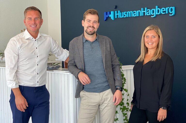 Husman Hagberg till Borlänge