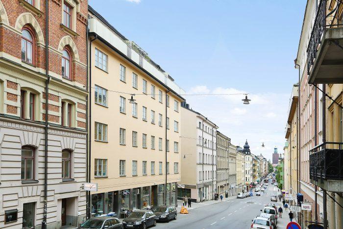 Rekordmånga bostadsrätter på marknaden