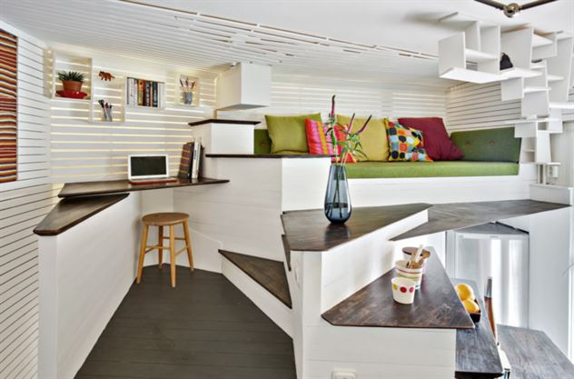 Excellent Foto With Compact Living