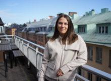 Matilda Adelborg, PR- och marknadskoordinator på Booli