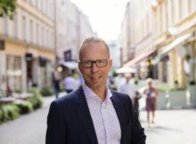 Erik Wikander, vd Mäklarhuset Foto: Kristofer Hedlund
