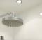 Svensk Fastighetsförmedling  säljer bostad – med naket par i duschen