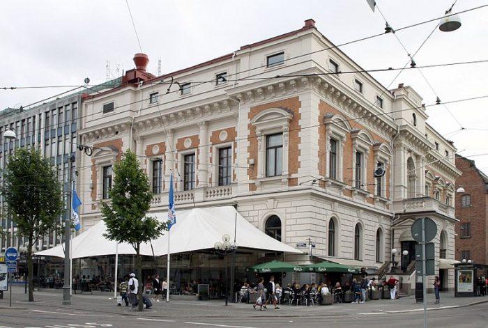 Valand dyraste hållplatsen i Göteborg